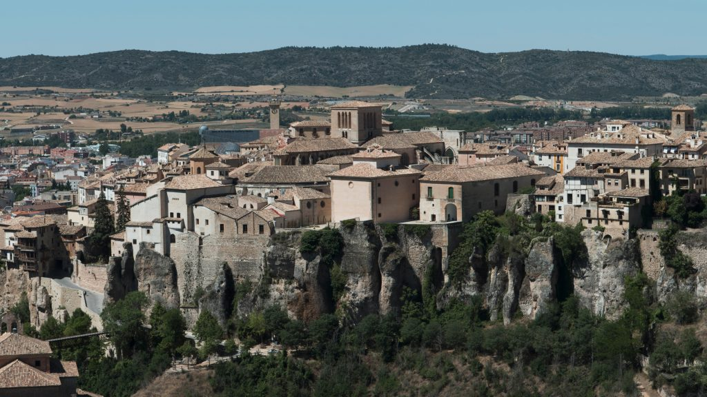 Valle del Huéscar, Cuenca