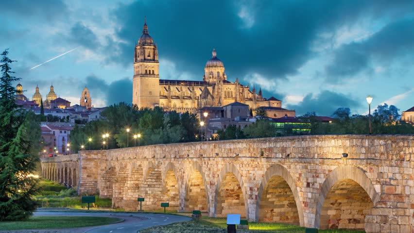 Salamanca 4k